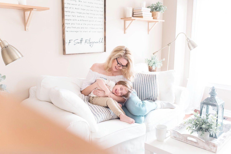 Influenceuse et maman