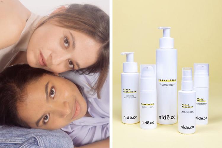 co-création de produits cosmétiques et soins aidé