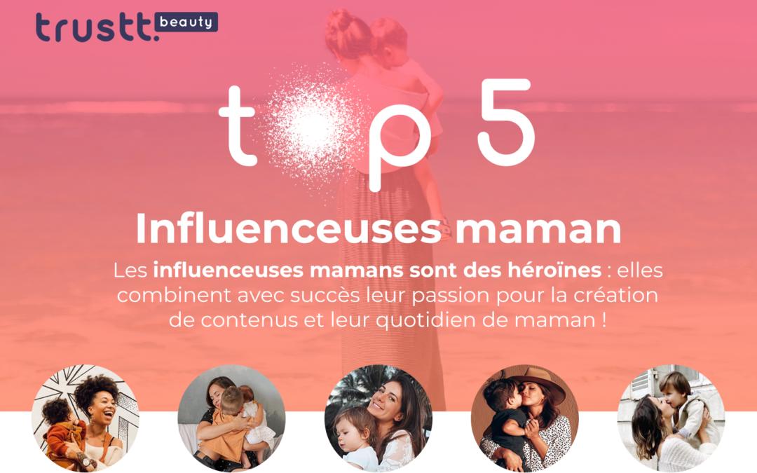 Top 5 Influenceuses Maman