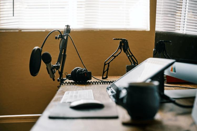 matériel nécessaire pour créer son podcast
