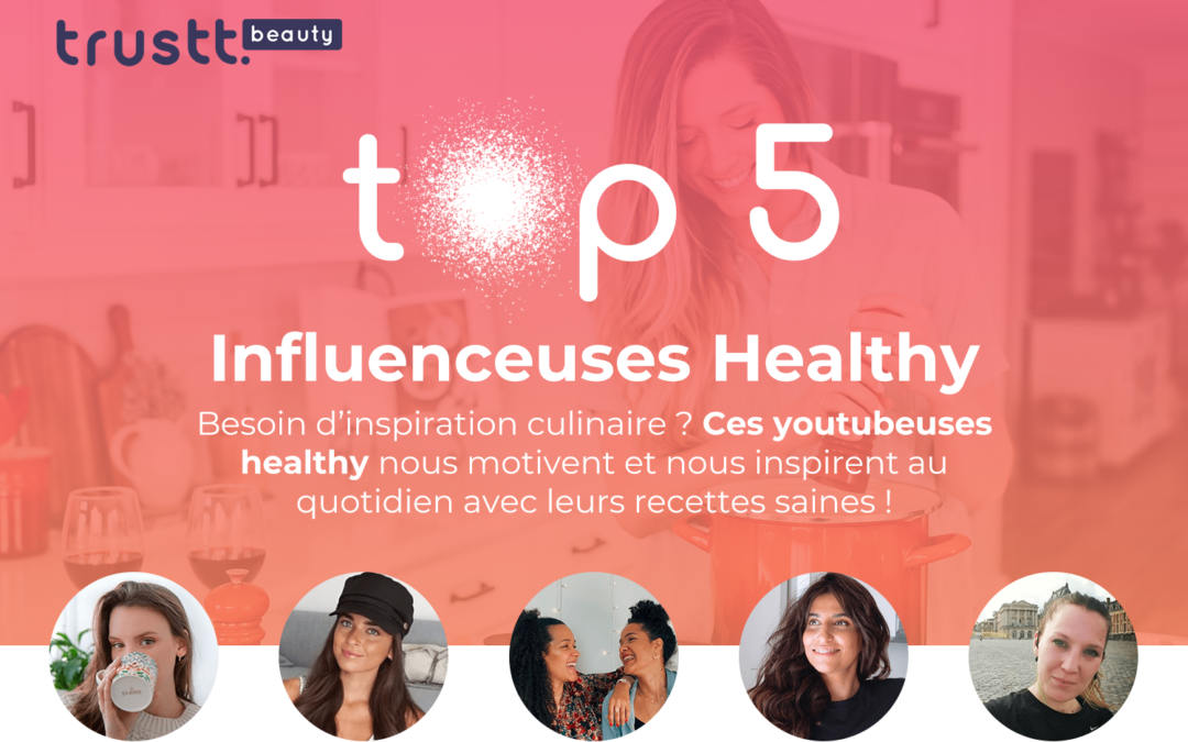 Top 5 influenceuses healthy sur YouTube