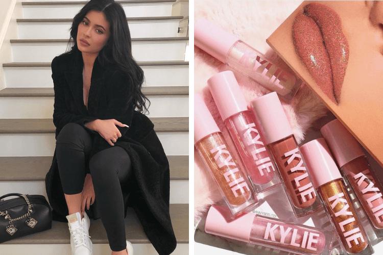 kylie jenner kardashian instagram kylie cosmetics