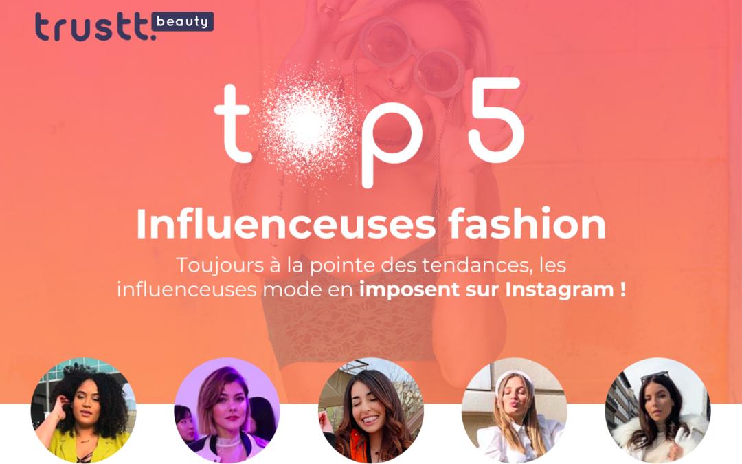 TOP 5 des influenceuses mode sur Instagram !