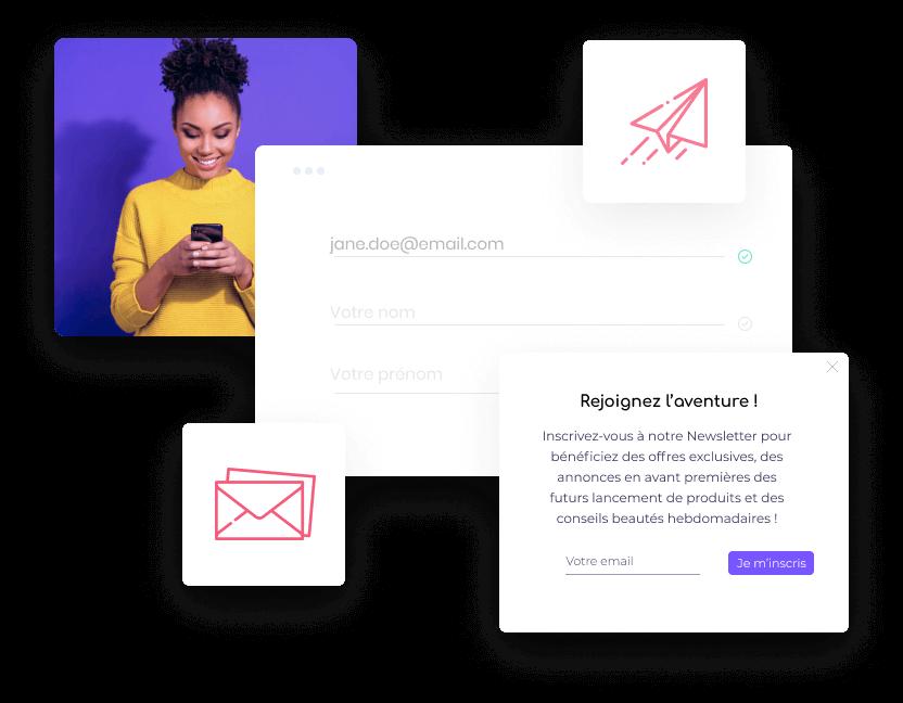 Pourquoi collecter des adresses emails ?