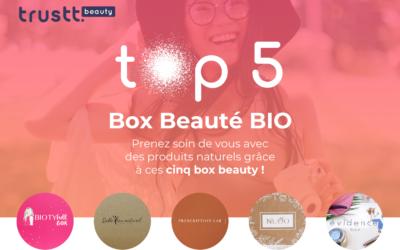 Top 5 des box beauté bio