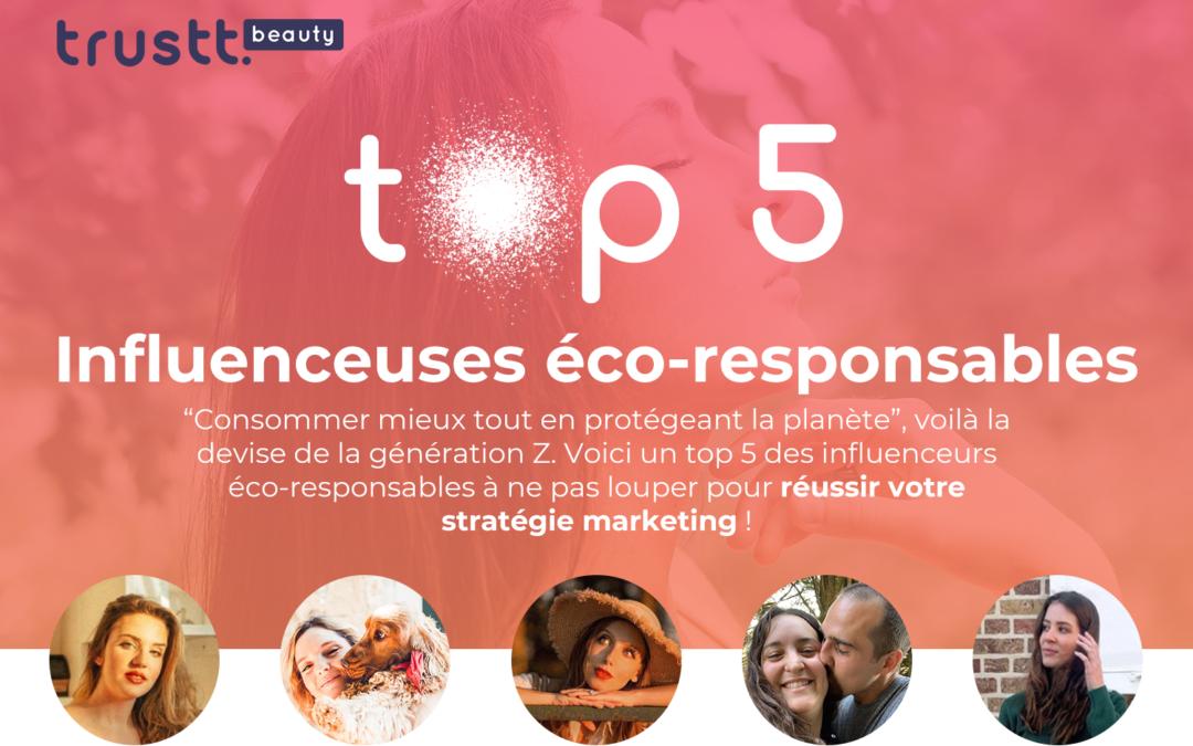 TOP 5 des influenceurs éco responsables sur Instagram !